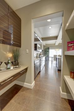 Image gallery of Ambleside Showhome built by Bedrock Homes, Edmonton's new home builder you can trust. Visit our Ambleside Show Home now! New Home Builders, Home Photo, My Dream Home, Beautiful Homes, Photo Galleries, New Homes, Villas, Building, Pantry