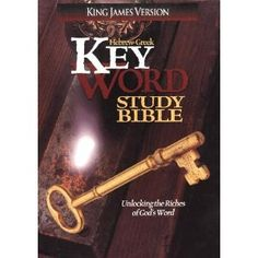 Hebrew-Greek Key Word Study Bible:KJV:Italian Duraflex Binding  Price:$129.99