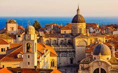Mehr als nur Game Of Thrones: 3 Tage Dubrovnik mit Flügen & mega Hotel am Meer nur Walking Tour, Bora Bora, Hotel Am Meer, Game Of Thrones, Dubrovnik Old Town, European City Breaks, Best Honeymoon Destinations, Honeymoon Ideas, Holiday Destinations