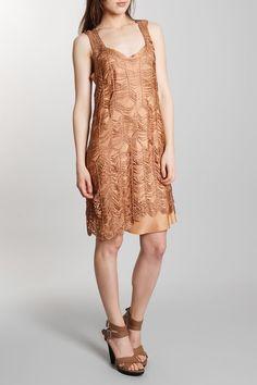 Ванесса Бруно платье
