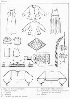 Sewing Clothes, Doll Clothes, Folk Costume, Costumes, Thinking Day, Folk Fashion, Pattern Making, Traditional Dresses, Pattern Art