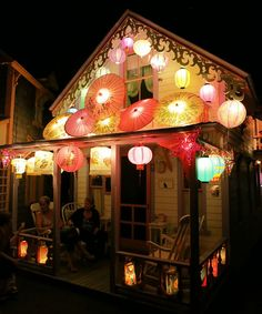 Grand Illumination Night is the annual summer event that is most emblematic of the magical Martha's Vineyard Camp Meeting Association.