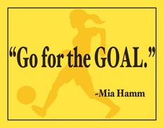 Soccer Motivation, Motivation Wall, Quote Posters, Quote Prints, Mia Hamm, Birthday Wall, Soccer Inspiration, Soccer Poster, Motivational Wall Art