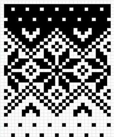 20 Ideas knitting charts free fair isles tapestry crochet – Oh, les rues de France! Fair Isle Knitting Patterns, Fair Isle Pattern, Knitting Charts, Knitting Stitches, Knitting Designs, Double Knitting Patterns, Crochet Chart, Crochet Patterns, Tejido Fair Isle