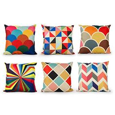 Top Finel Colorful Geometric Cotton Linen Cushion Covers ... https://www.amazon.it/dp/B06X1C9GP9/ref=cm_sw_r_pi_dp_x_lc8ozbF4HGZXV