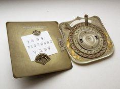 Custom Secret Decoder card. Perfect surprise gift by crankbunny