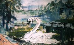 Jack Butler Yeats, Fine Irish Artist, at the Oriel Gallery, Dublin. Swan Painting, Irish Painters, Jack B, Irish Art, Contemporary Paintings, Figurative Art, Art Sketches, Modern Art, Sculptures