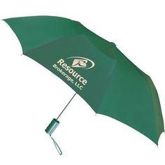 Customized Umbrellas - Pop-Up Automatic Umbrella
