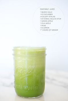 Green Juice ~ a house in the hills - interiors, style, food, and dogs.