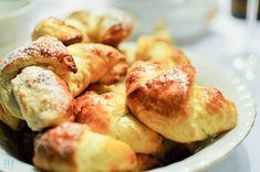 Rogaliki nie tylko na Andrzejki » Jesteśmy tym, co jemy Polish Christmas, Shrimp, Cookies, Meat, Food, Crack Crackers, Biscuits, Essen, Meals