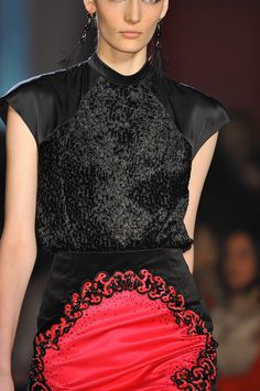 Jason Wu Fall 2012 - Details