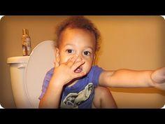 POTTY TRAINING BABY?! - YouTube
