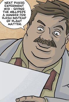 Ceej Says... The Steamin' Headmaster (Rapid Comics)