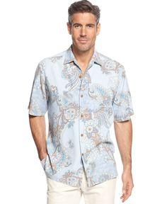Tommy Bahama Spanish Town Paisley Shirt