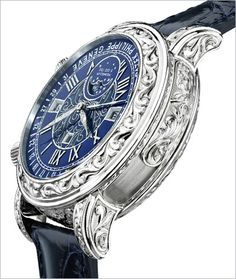 The grand creation of a grand complication Patek Philippe the Sky Moon Tourbillon (PR/Pics/Watch http://watchmobile7.com/data/News/2013/06/130611-patek_philippe-sky_moon_tourbillon.html) (4/6) #watches