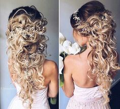 Wedding hairstyle❤️