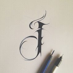 Just For Fun Calligraphy by Joan Quirós