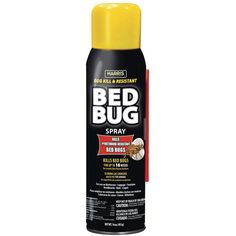Products Harris Egg Kill And Resustant Bed Bug Spray 16 Oz Ready-To-Use Bed Bug Killer Aerosol