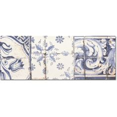Kolekcja Antique - płytki ścienne Antique Med Blue 25x66,6