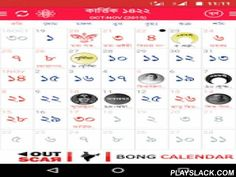 Bengali Calendar (India)  Android App - playslack.com ,  The Bong Calendar - A Complete Bangla Calendar for your Android device. The Calendar : Bong Calendar is just like the traditional Bengali Calendar . Only thing , it runs in android device and you can keep it in your pocket! It keeps you updated about the important days in Bangla and the Bengali Date.Please note , you may have seen different Bengali Date for the same Gregorian Date in different news papers. It is because , in West…