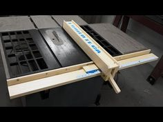 How To Make A Table Saw Fence