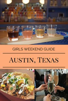 How to Plan the Ultimate Girls Weekend in Austin, Texas!