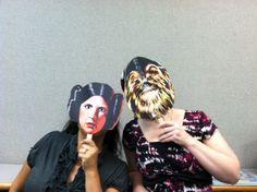 Star Wars Party 2013: Masks