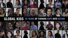 Global Kids (GK) alums from the past 25 years talk about their experiences at Global Kids and GK continues to positively impact their lives.