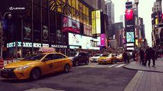 #NewYork #NewYorkCity #BigApple #TimesSquare #Love #yellowcab #Lights #igersnyc #photography #Urban #City #Amazing #Broadway #Tourism #francaisauxusa #Trip #Travelgram #AuPairLife #AuPair #USA #Vacation #Family #nyc_instagram #NYC #May #2016 | Photo de @stefany_rml