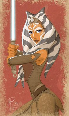 Ahsoka Fan art