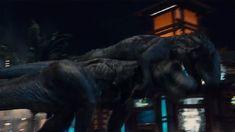 Awesome scene in Jurassic World