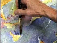 sue archer artist | Commanding Color (Watercolors) with Sue Archer