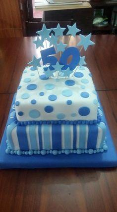 Torta Aniversario 50 Años