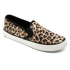 Mossimo Loretta Leopard Sneaker $9.99