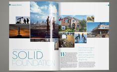 Magazine spread                                                                                                                                                                                 More