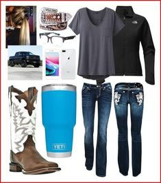 15 more Country Outfits women winter dresses, . 15 more country outfits women winter dresses , 15 more country outfits women winter dresses , tigh Country Style Outfits, Southern Outfits, Country Fashion, Country Dresses, Cute Cowgirl Outfits, Rodeo Outfits, Cute Outfits, Golfing Outfits, Redneck Outfits