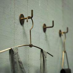 Brass Hanger - Arch