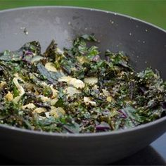 """Stir Fried Kale 