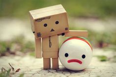 You have a friend in me - Amazon Box People