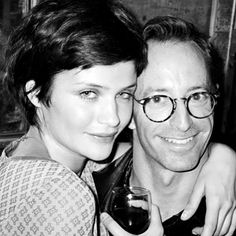Helena Christensen and Herb Ritts 1996