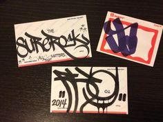SURE ATM, JA XTC, RK9 stickers   #Suresticker #ja #rk9 #graffiti #stickers #handmade #228labels #bluetops #nyc