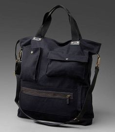 This commuter bag is