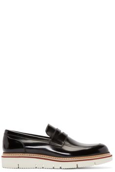 4a33fe4b0a6 Designer shoes for Men. Loafer ShoesBroguesLoafers MenFlatsMen s ShoesSemi  CasualLeather MenBlack LeatherPenny Loafers. Jimmy Choo ...