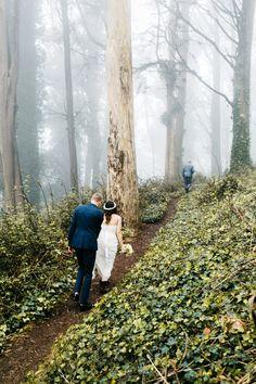 A foggy elopement (by Luke Beard - Exposure)