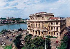 Budapest- a Duna part és a Budai várnegyed