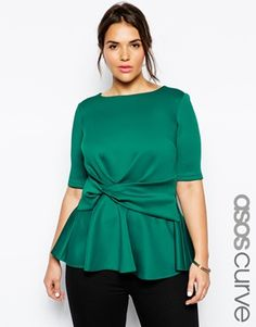 Shop for women's plus size clothing with ASOS. Discover plus size fashion and shop ASOS Curve for the latest styles for curvy women. Plus Size Fashion For Women, Plus Size Womens Clothing, Plus Fashion, Size Clothing, Cheap Fashion, Clothing Ideas, Fashion Trends, Look Plus Size, Curvy Plus Size