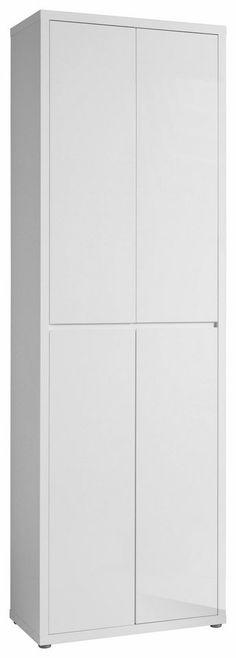 hmw schuhschrank spazio breite 101 cm mit griffloser optik en 2018 schuhschrank. Black Bedroom Furniture Sets. Home Design Ideas