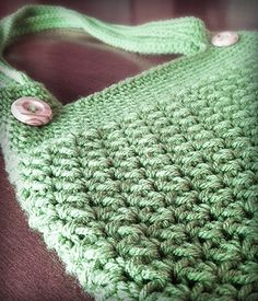 """Market Tote Bag Free Crochet Pattern 