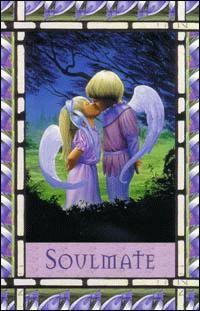 Soulmate Angel Card