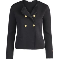 Kelly Jacket via Polyvore featuring outerwear and jackets